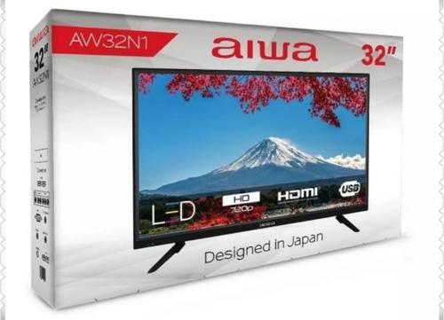 televisor de 32 pulgadas led full hd aiwa nuevo de caja
