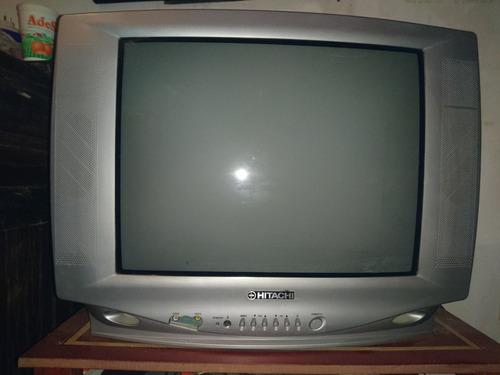 televisor hitachi 21'