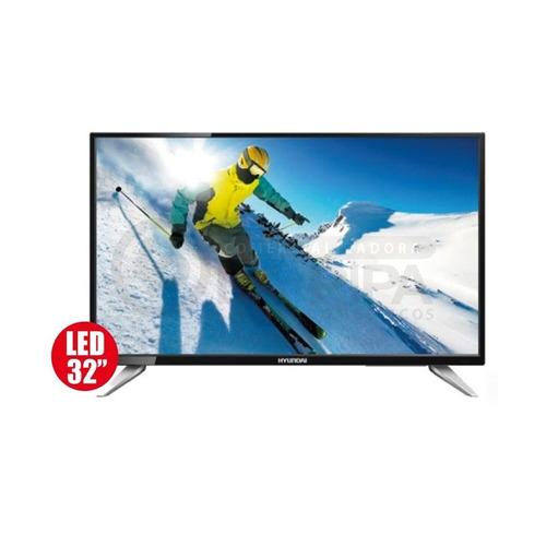 televisor hyundai hyled3234d t2 led 32  basico