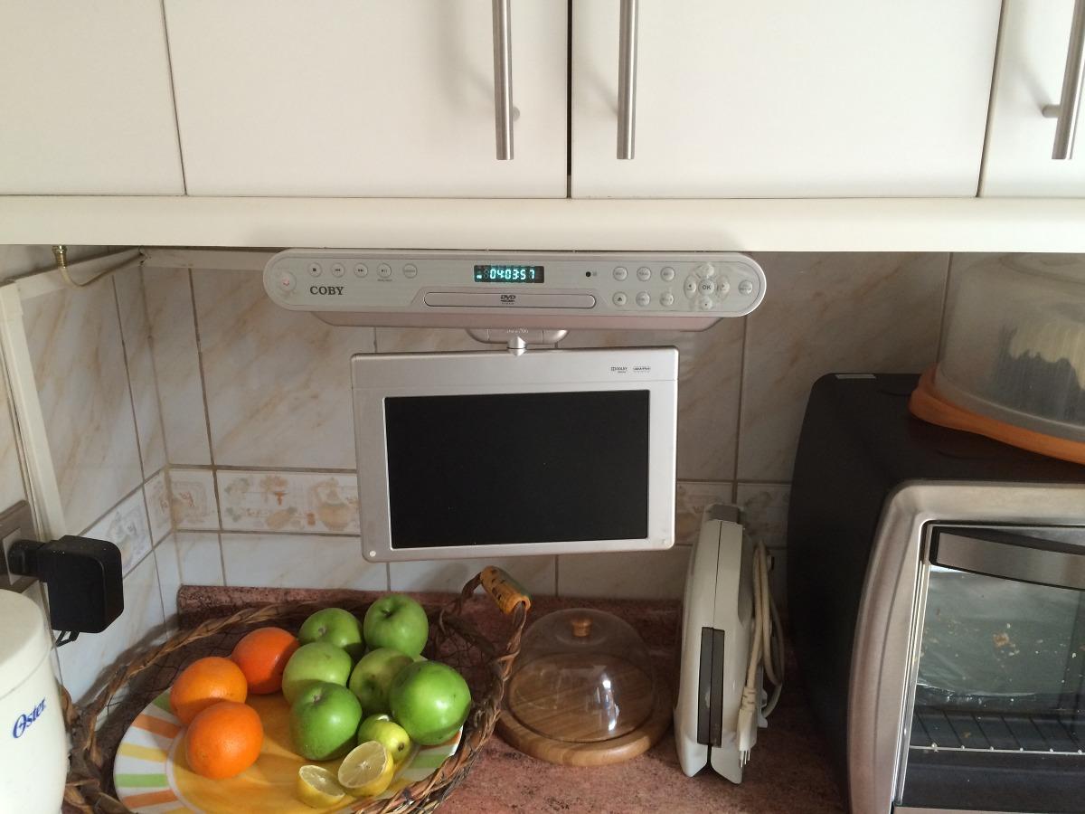 televisor lcd 7 para cocina en mercado libre