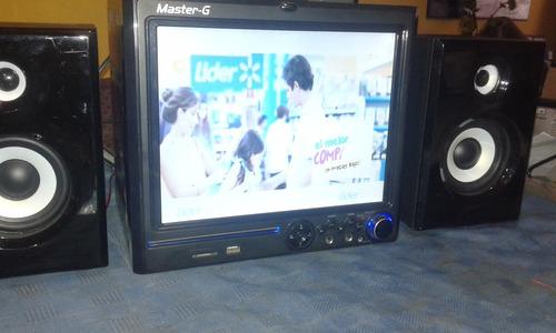 televisor led 12  radio cd 12 volts