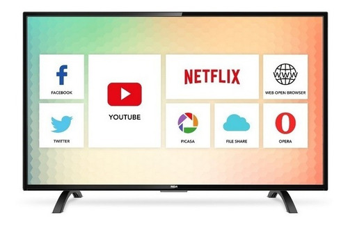 televisor led 32 android netflix youtube rca 2 anos garantia