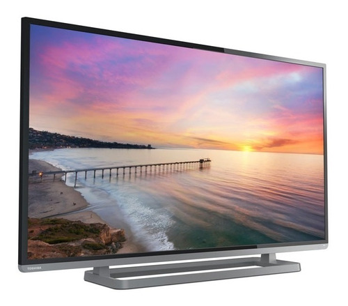 televisor led 50 pulgadas toshiba  50l3400 1080p wifi smartv
