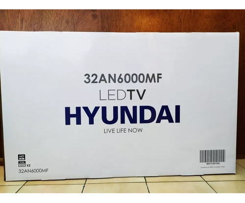 televisor led hd 32 pulgadas