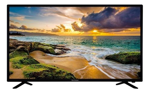 televisor led kenbrown smart 40`` kb40s3000sa