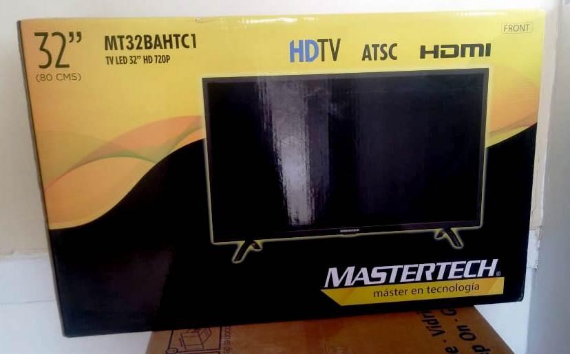 Televisor Led Mastertech 32 1100000 En Mercado Libre