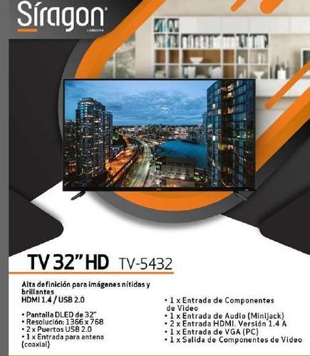 televisor led siragon