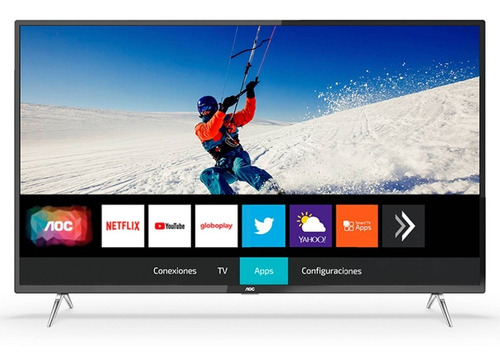 televisor led smart tv aoc 50 4k 50u6295 hdr modelo nuevo
