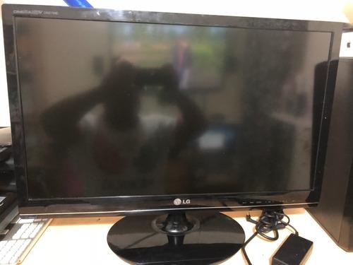 televisor lg 27 pulgadas 3d $3,500 funciona perfectamente