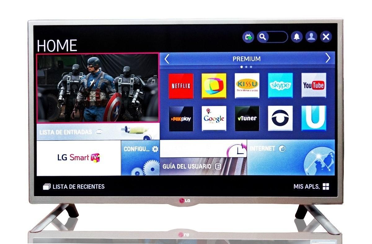 televisor lg 32 led smart isdbt hd 720p usb wifi hdmi u s 595 00 en mercado libre. Black Bedroom Furniture Sets. Home Design Ideas
