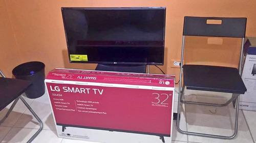 televisor lg  32¨ pulgadas smart tv