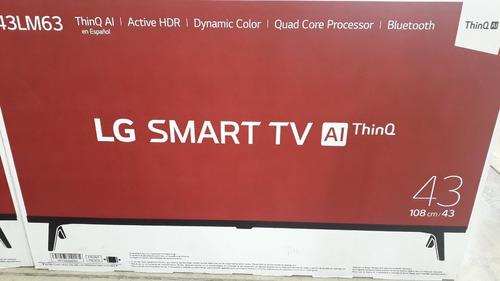 televisor lg 43 smart led full hd usb hmdi