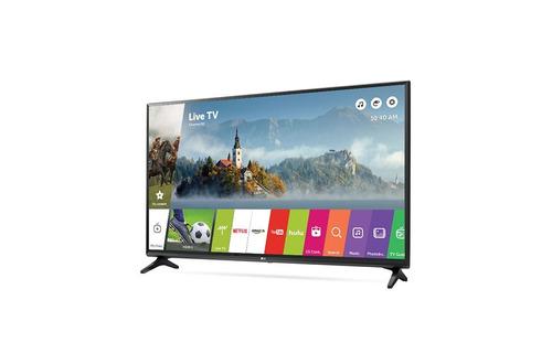 televisor lg 43 smart tv wifi tdt webos - 43lj550t año 2017