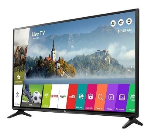 televisor lg 43uk631 4k smart tv