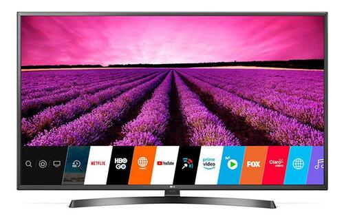 televisor lg 60 pulgadas smart 4k modelo 2019. ref: 60um7200
