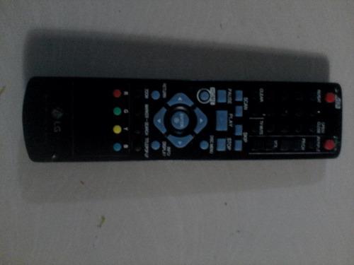 televisor lg led 21  con su control