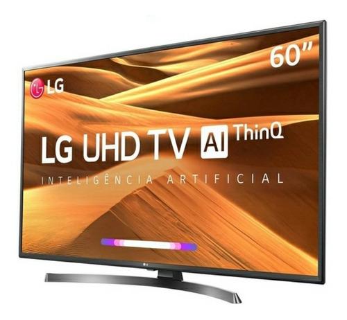 televisor lg smart 60  ultra hd led 4k hdr 60um7270
