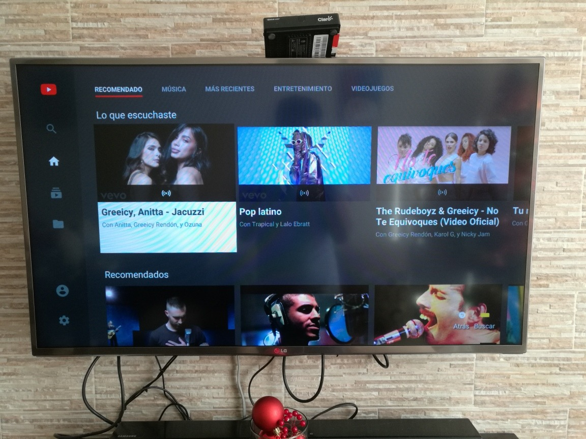 3e76ef1b4 Televisor Lg Smart Tv De 42 Wifi Tdt -   1.000.000 en Mercado Libre