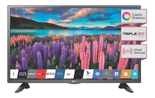 televisor lg tv 32  led hd smart 32lh570b