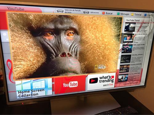 televisor panasonic smart tv