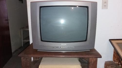 televisor philips 21'