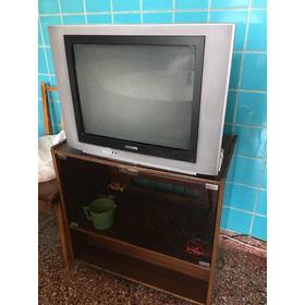Televisor Philips 21 Pulgadas Con Control Remoto