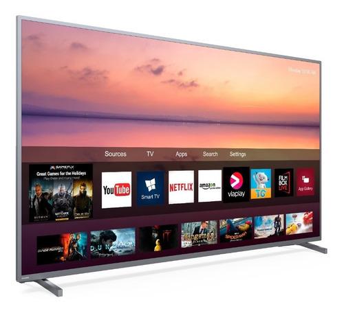 televisor philips smart 4k uhd 70  70pud6774