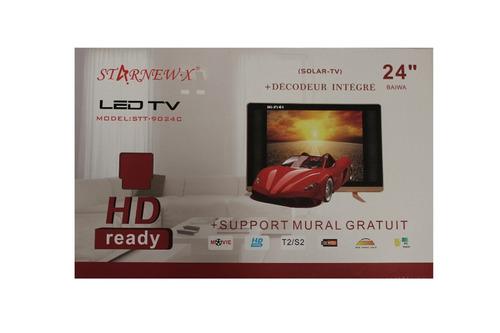 televisor portatil 24  pulgadas hd tdt usb pinza bateria tv