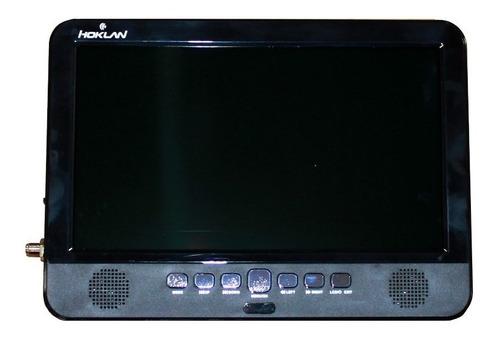 televisor portatil 7.5  pulgadas tdt usb tv carro recargable