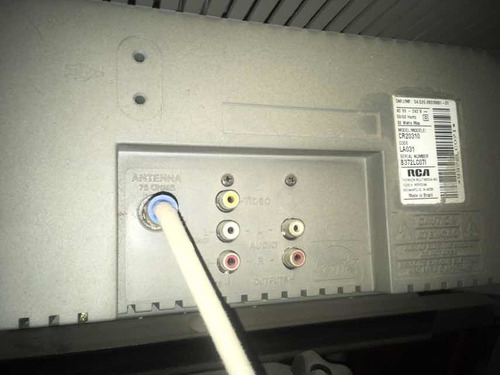 televisor rca 20 con base y control (oficina-ccs) sony
