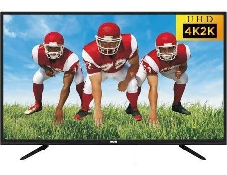 televisor rca 50  4k ultra hd nuevos somos tienda fisik(350)
