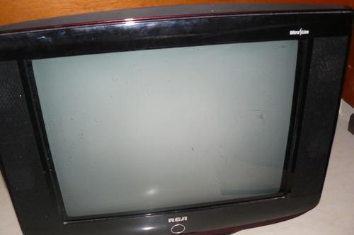 televisor rca con control 21 pulgadas
