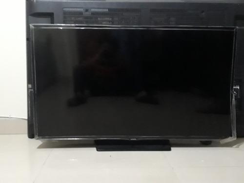 televisor samsung 32' pantalla rota
