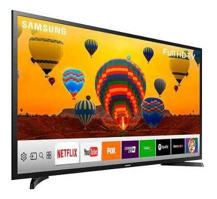 televisor samsung 43 un43j5290 smart tv  full hd tienda f