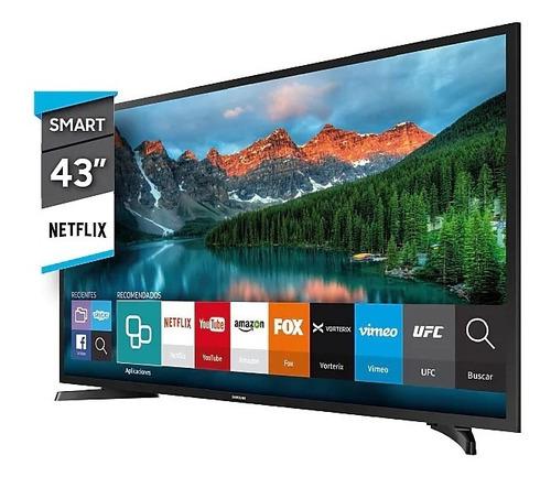 televisor samsung 43j5290 smart tv full hd 43 pulgadas