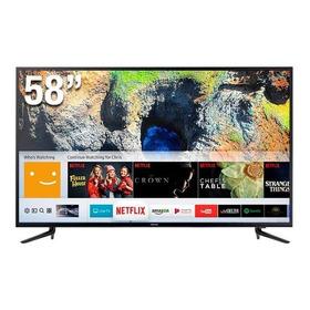 Televisor Samsung 4k 58 Pulgadas Smart Tv