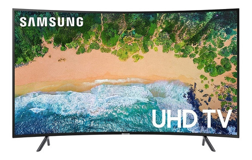 televisor samsung 55 curvo,ultra hd 4k,smart tv 2018 nuevo