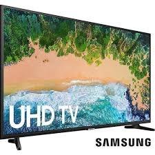 televisor samsung 55 pulgs. smart 4k uhd (3,840 x 2,160), 60