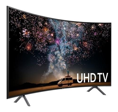 televisor samsung 55ru7300 55p curvo 4k smarttv 2019