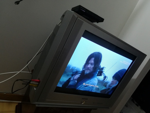 televisor samsung buen estado