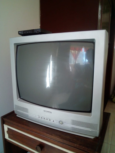 televisor samsung crt 21