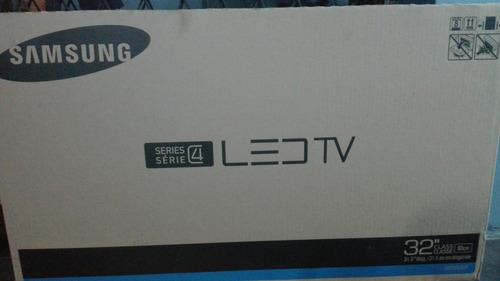 televisor samsung led 32 usb, hdmi, nuevo garantía + smart