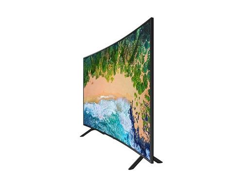 televisor samsung nu7300 serie 7 4k smart tv 49   curvo 2018
