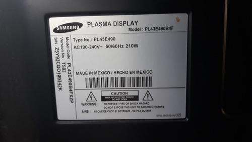 televisor samsung plasma