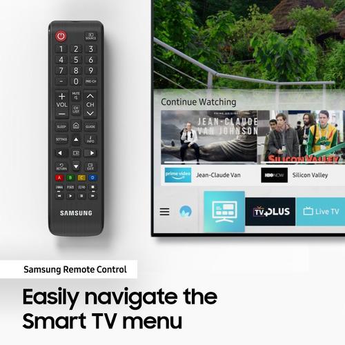 televisor samsung smart led ultra hd de 50'', clase 4k,