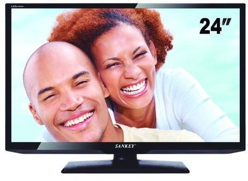 televisor sankey de 24