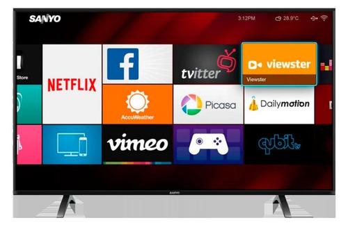televisor sanyo smart