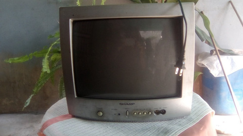 televisor sharp  19 pulgadas