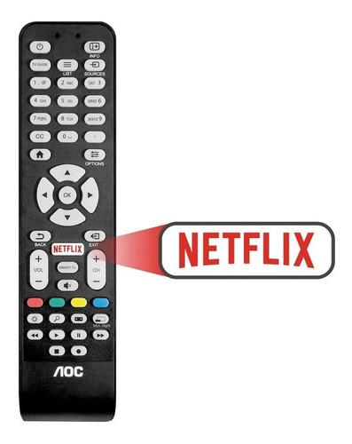 televisor smart aoc 32 2019 con netflix nuevos sellados