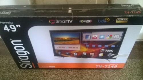 televisor smart siragon